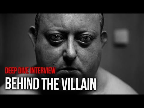 Behind The Villain | Deep Dive Interview with Laurence R. Harvey