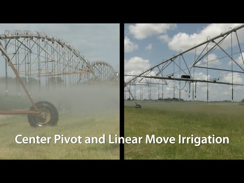 Center Pivot and Linear Move Irrigation