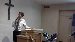 2013/09/29 張伯笠牧師:更新變化的生命