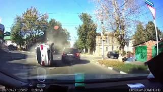 Автомобильные аварии Тула, подборка.