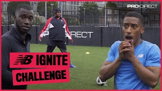 CHUNKZ SMASHES FILLY IN THE FACE (Chunkz Soccer Aid Redemption feat Yung Filly Harry Pinero)