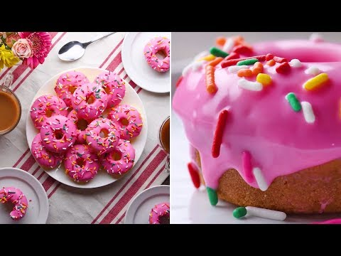 Easy Dessert Recipes | 20+ Awesome DIY Homemade Recipe Ideas For A Weekend Party! So Yummy