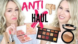 ANTI HAUL | Things I'm NOT Buying!