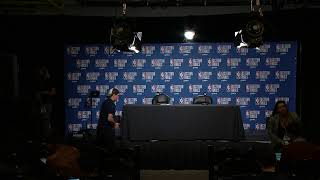 ECF Game 4 | Press Conferences