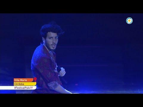 Sebastián Yatra ~ Devuélveme El Corazón (Festival Villa María, Argentina) (Live) 2019