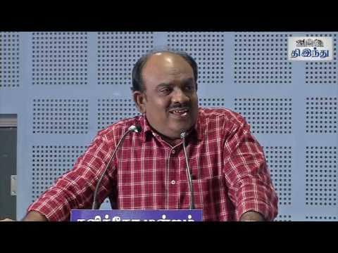 Ki-Ra-is-a-True-Indian-Writer--S-Ramakrishnan-Speech-Tamil-The-Hindu