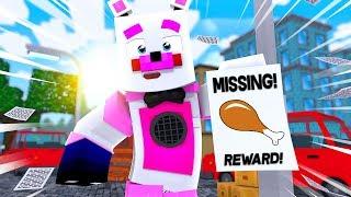 Funtime Freddy's Stolen Chicken! Minecraft FNAF Roleplay