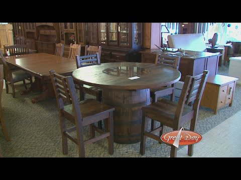 Mary Jane's Solid Oak Furniture: 25th Anniversary