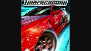 Need for Speed underground doundtrack