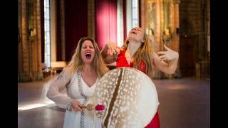 Wild Women Temple Day – March 30th – Vondelkerk Amsterdam