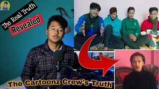REAL TRUTH REVEALED ABOUT CARTOON CREW Divided | Podcast EP-1| ArunGuni