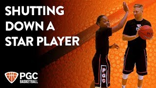 Shutting Down A Star Player | Skills Training | PGC Basketball