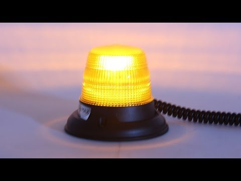 Правила использования проблесковых маячков
