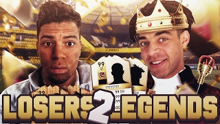 A NEW ORANGE PLAYER!! - LOSERS 2 LEGENDS #32