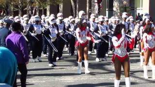 Charlotte NC - Novant Health Thanksgiving Day Parade - Tennessee State Band - 8 of 9 Nov. 26, 2015