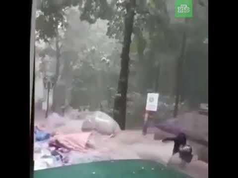 Потоп в Кисловодске