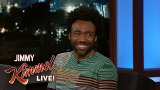 Donald Glover on This is America Music Video
