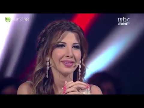 شرين عبدالوهاب تؤدي أغاني لجنة التحكيم Arab IDol