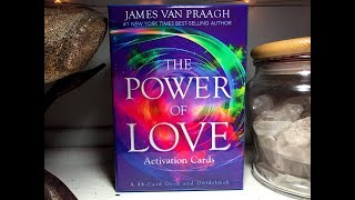 💖The Power of Love Activation cards 💖James Van Praagh 💖