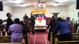 Youth Rally Praise Break @ The Light of World Pentecostal Church