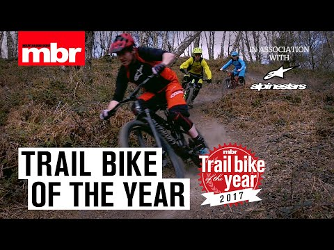 Trail Bike of the Year 2017 | MBR