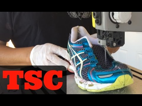 What's Inside Asics Gel Kayano 19 Tech Review