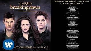 Christina Perri Ft. Steve Kazee   A Thousand Years, Pt. 2
