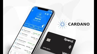 Cardano SpendApp VISA; Binance DEX;