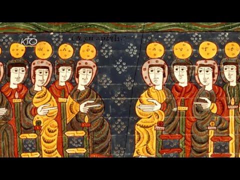 Le trône de Dieu de Beatus de Liébana
