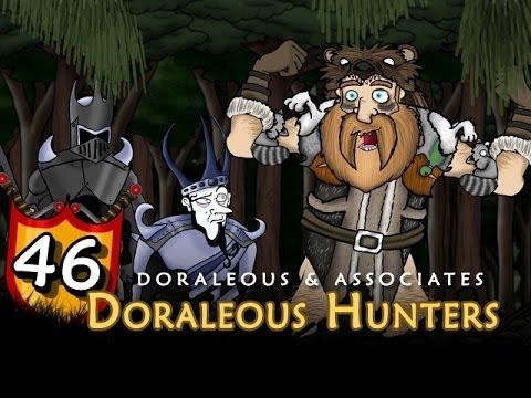 Lovu zdar - Doraleous a společníci (S01E46)