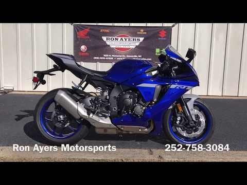 2020 Yamaha YZF-R1 in Greenville, North Carolina - Video 1