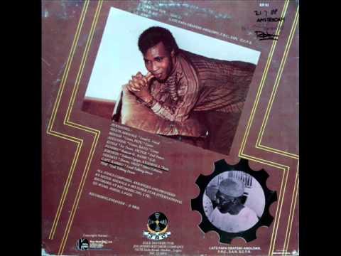Segun Adewale and his Super Star International - Album: I Love You (Side 2)