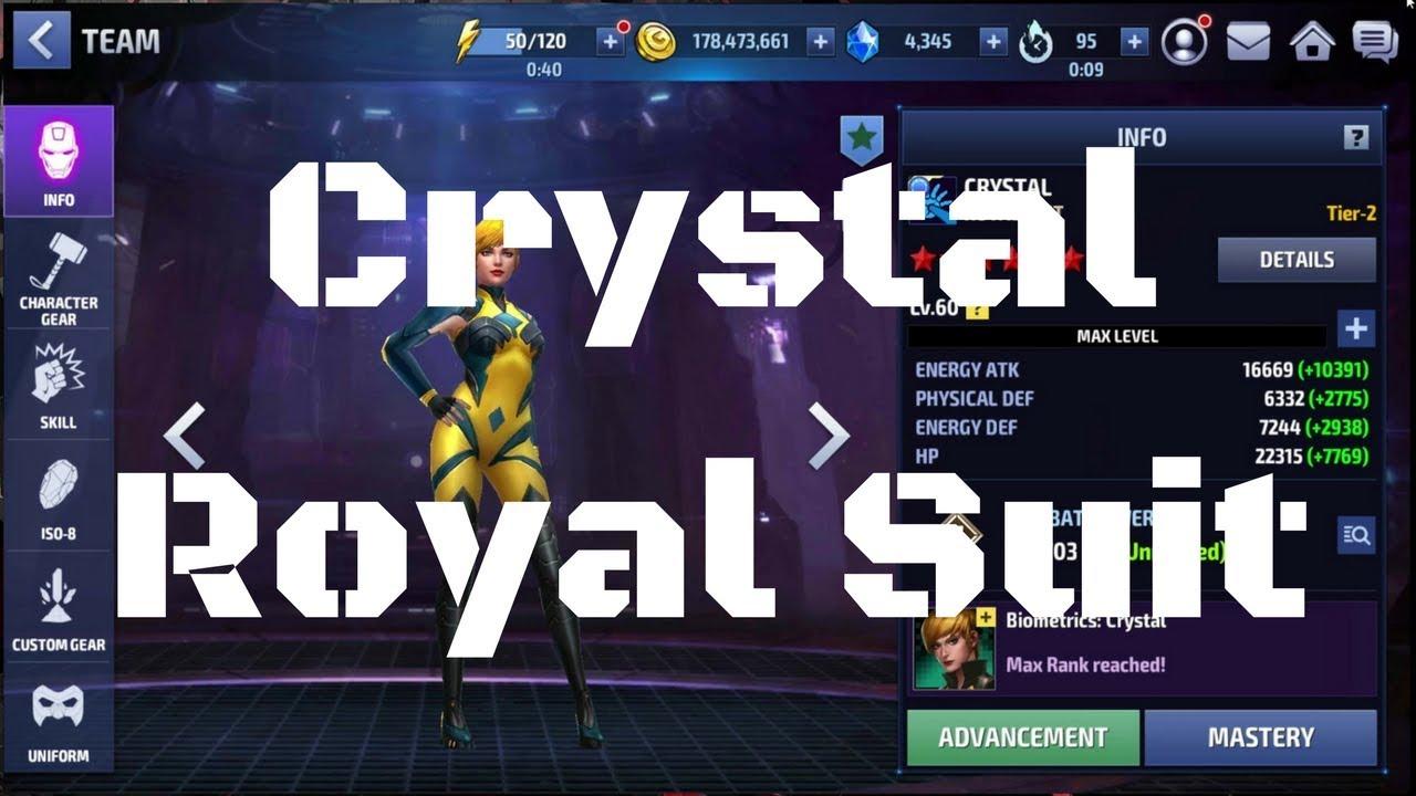 รีวิว Crystal ยู Royal Suit