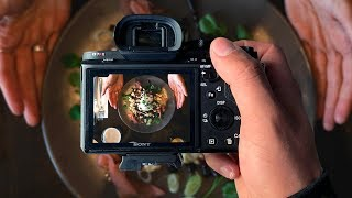 Improve Your FOOD Photography!