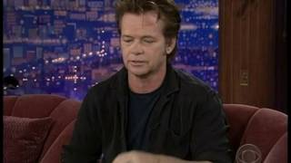 "John Mellencamp - 2007 TV Interview & acoustic ""Freedom's Road"""