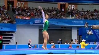 Flavia Saraiva (BRA) - AA Final - YOG 2014 Nanjing Silver Medal