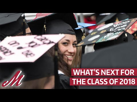 What's Next For The Class of 2018?