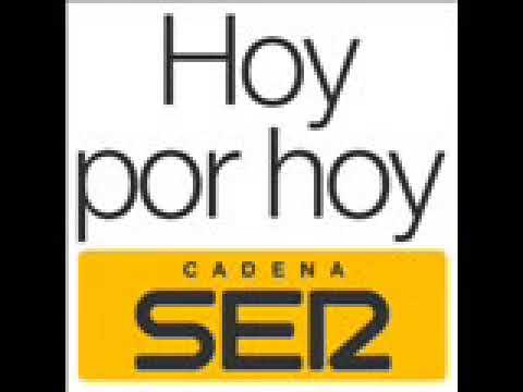Programa Hoy por Hoy de la Cadena Ser del 04/04/2019