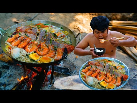 Cooking Lobster,Red Fish Soup Recipe Eating So Delicious – Cook Lobsters Soure Soup
