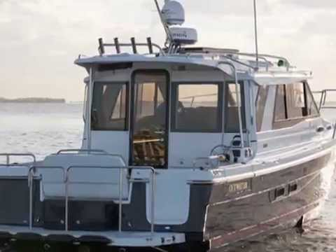 Cutwater 30 S Luxury Edition Volvo Diesel video