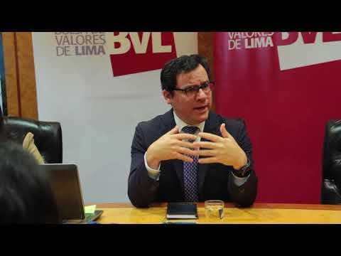 Bolsa de Valores de Lima: Recuento del movimiento bursátil en Perú en lo que va del 2018