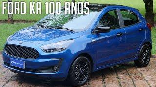 Avaliação Ford Ka 100 Anos (1.5 Automático)