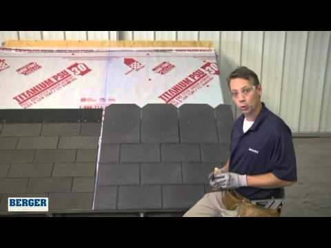 Installing Mullane 200 Snow Guards for Slate Roofing