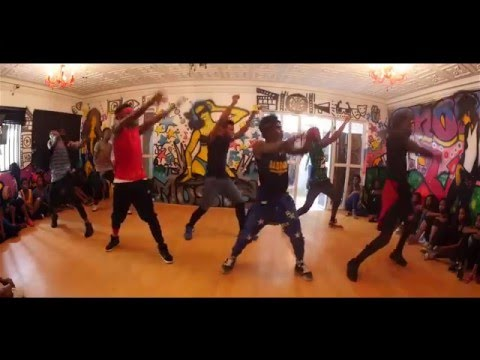 GGB Dance Crew Choreography | Monster | Wande Coal