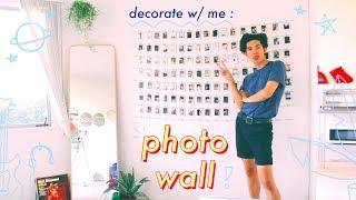 Lets Make A Photo Wall ! 🍋