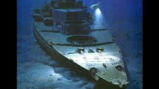 Expedition Zum Wrack Der Bismarck