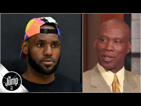Even Byron Scott would look at the Clippers over the Lakers in free agency right now | The Jump