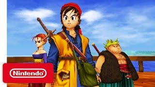 Dragon Quest VIII: Journey of the Cursed King Launch Trailer