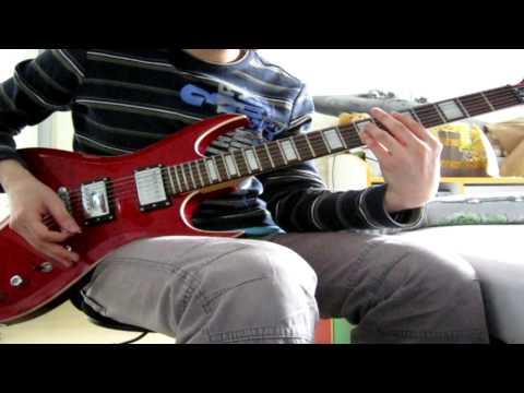 Sick Puppies - Riptide (Guitar Cover)