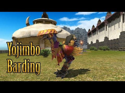 FFXIV How to get Ixion Mount, Minion, Barding and Trophy Guide